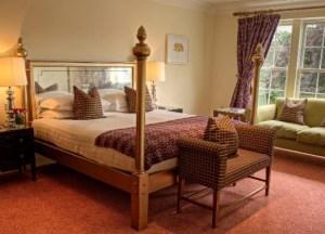 Hotel Room at the Wentbridge House Hotel