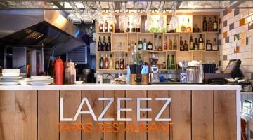 Lazeez Lebanese tapas
