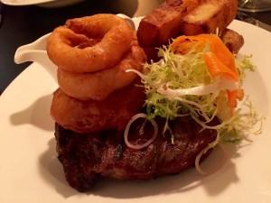 Ribeye Steak at Smith and Baker