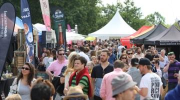 Foodies Festival Yorkshire