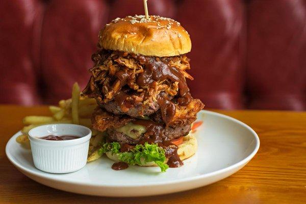 Solita Burger Manchester