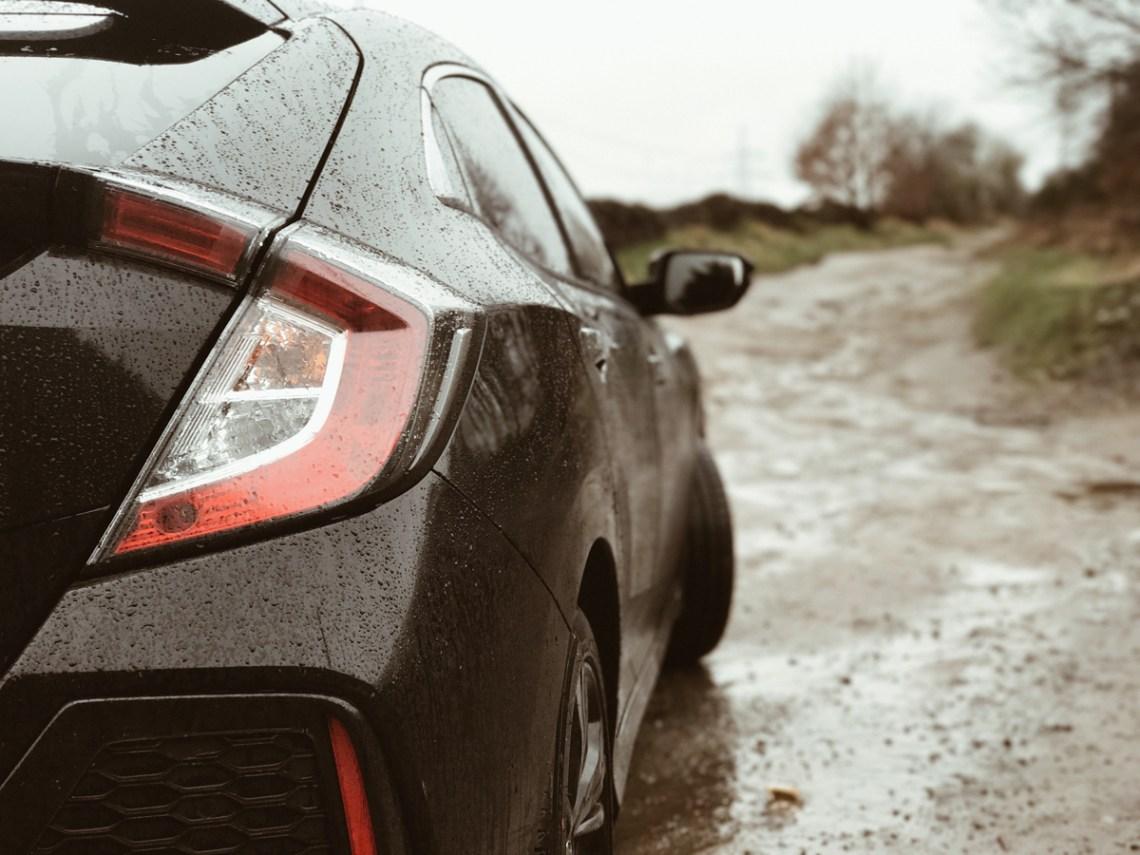 New Honda Civic Side