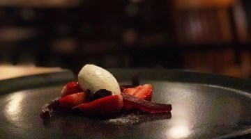 Strawberry at Mr Nobody