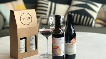 Pulp Wine Box