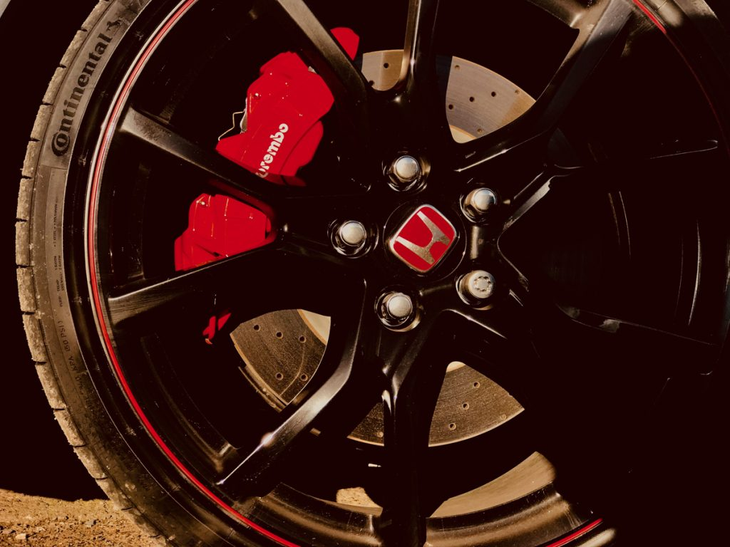 Wheel Honda Type R