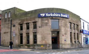 Yorkshire Bank in Armley, Leeds