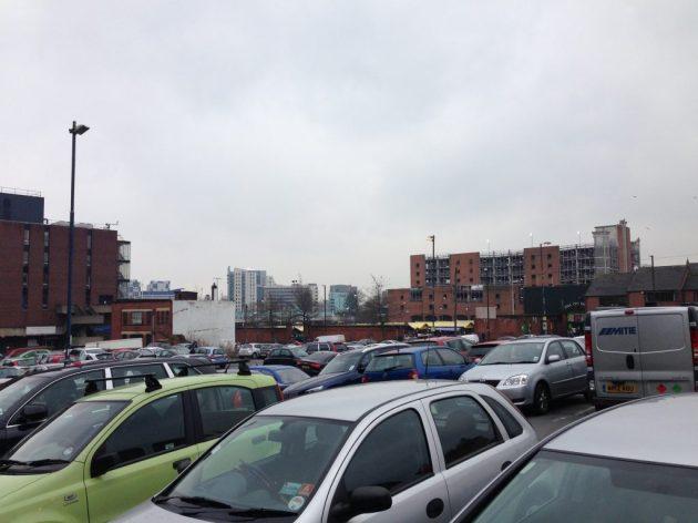Leeds' Markets Car Park