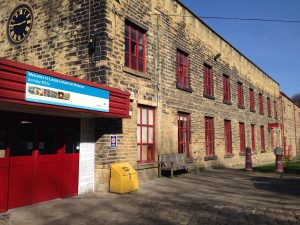 'The Drift' exhibition will be at Armley Mill Industrial Museum until 30th March.
