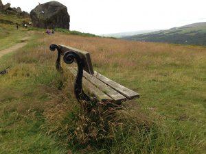 Memorial benches no longer allowed on Ikley moor