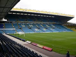 Elland Road, the home of Leeds United