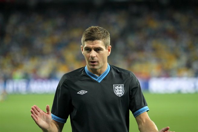 Former England and Liverpool midfielder Steven Gerrard will not take over the helm at MK Dons, who face Coventry on Saturday Picture: Creative Commons