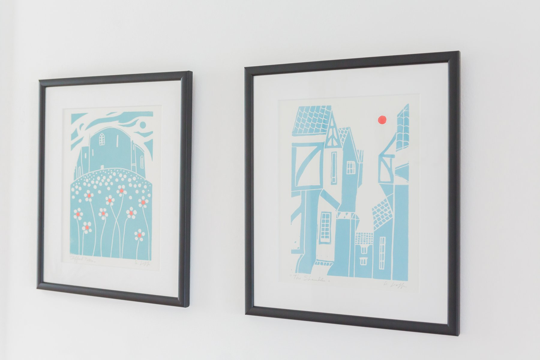 Art in the apartment - yorkstay
