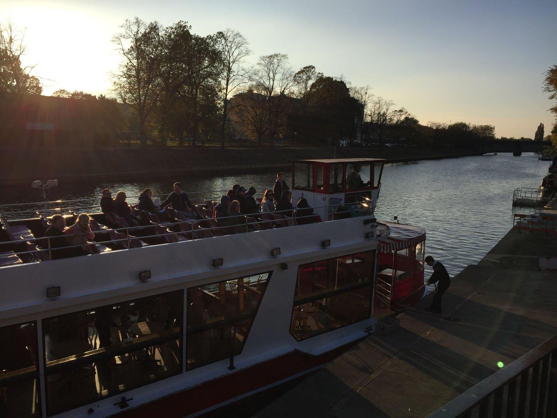 Autumn Colours - Tour boat - York