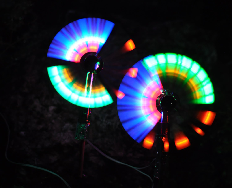 Illuminating York 2015 - The Museum Gardens