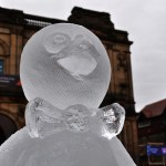 Ice Sculpture York 2017