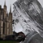 Ice Sculpture York 2017