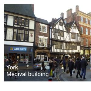 Medival Building York