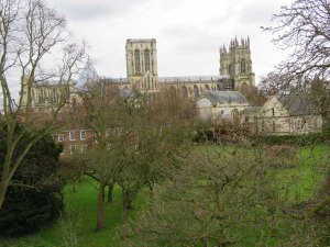 Picture from Ron and Lida - Magnificant York Minster