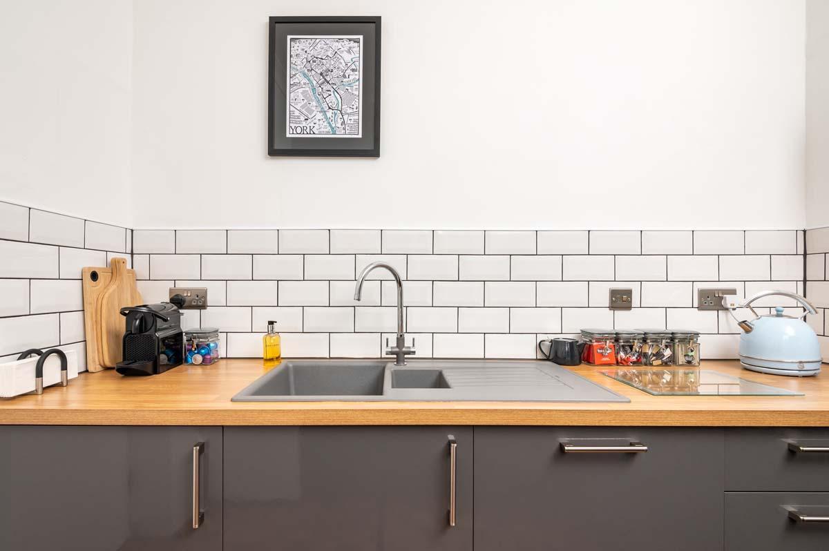 Feversham Holiday Apartment York - Kitchen