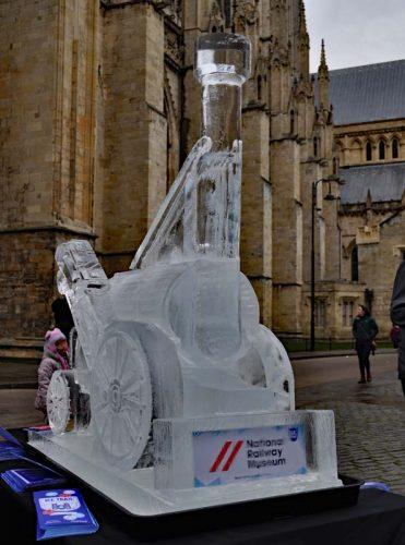 Ice Sculpture York