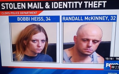 Arrests in YLP mail thefts
