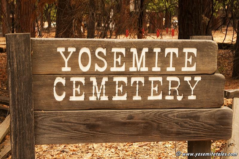Yosemite Cemetery