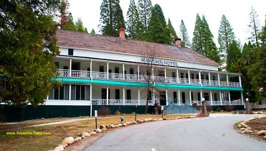 Big Trees Lodge (Wawona)
