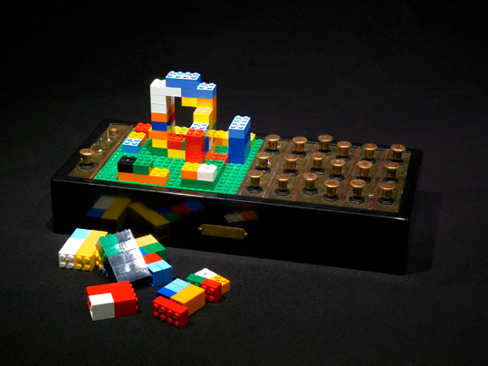 Lego Sequencer