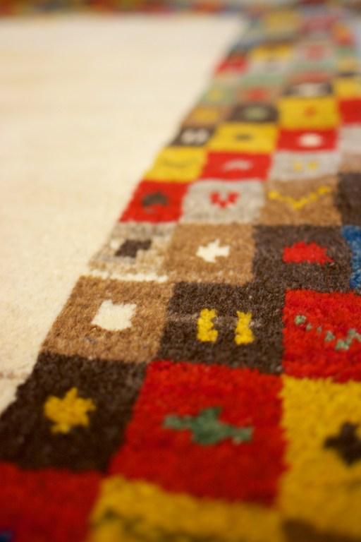 シルクロード手織絨毯展スライド3
