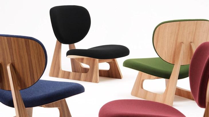 低座椅子60周年モデル/R-5016_set