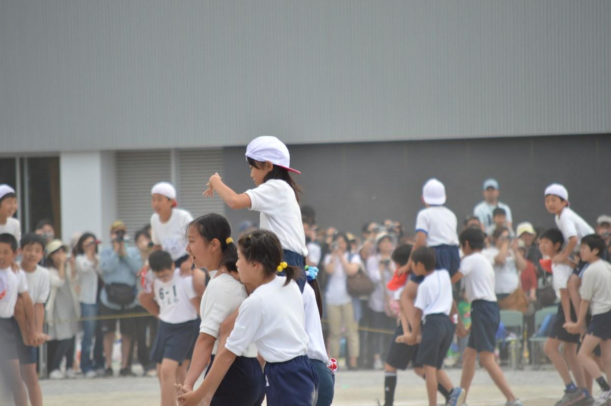 Nikon D3200 連写性能スゴ過ぎワロタw @運動会