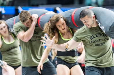 Photo courtesy of CrossFit Inc.