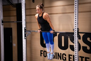 crossfit open 19.4 bar muscle up