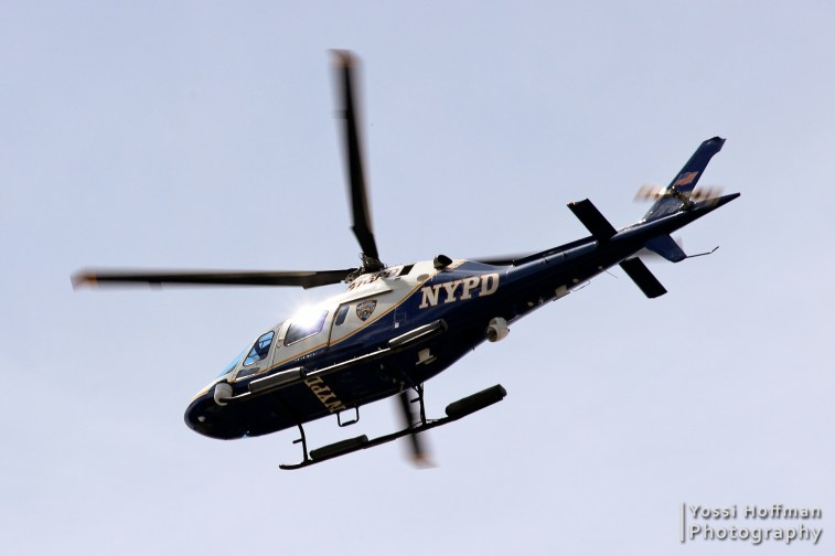 NYPD Police Cops Helicopter 1