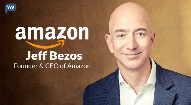 Image result for founder of the Amazon