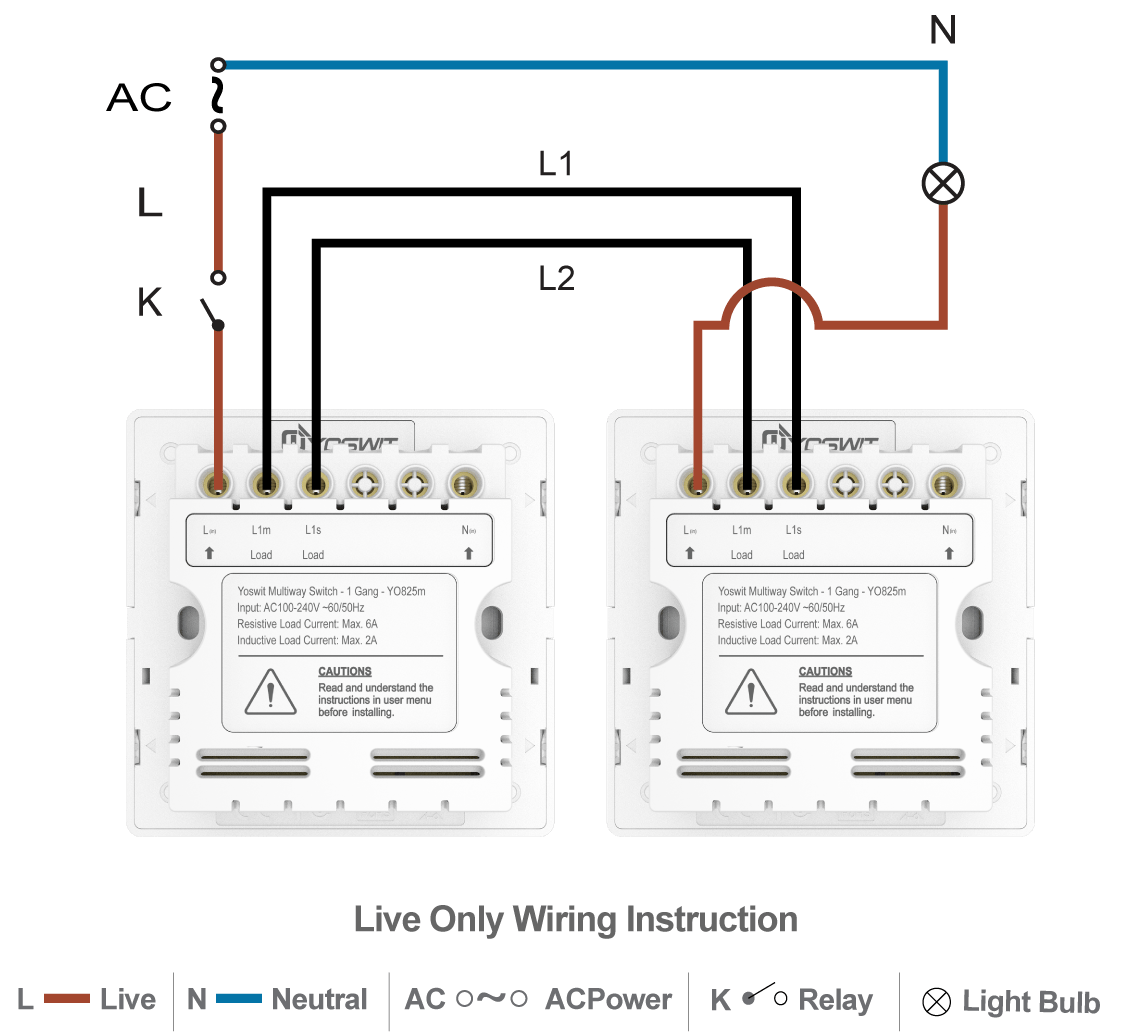 A 3 Way Switch Wire Diagram For Dummies