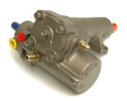 Drilled and tapped Toyota IFS box