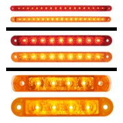 LED Turn Signals / Accent Lights