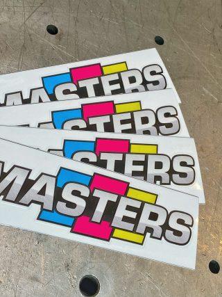 Yotamasters sticker
