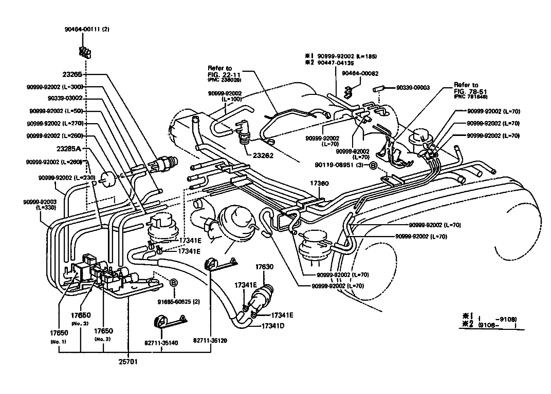 Vacuum Diagram Toyota 4runner