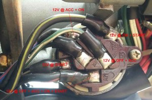 Replace Ignition with Toggle & Pushbutton Start