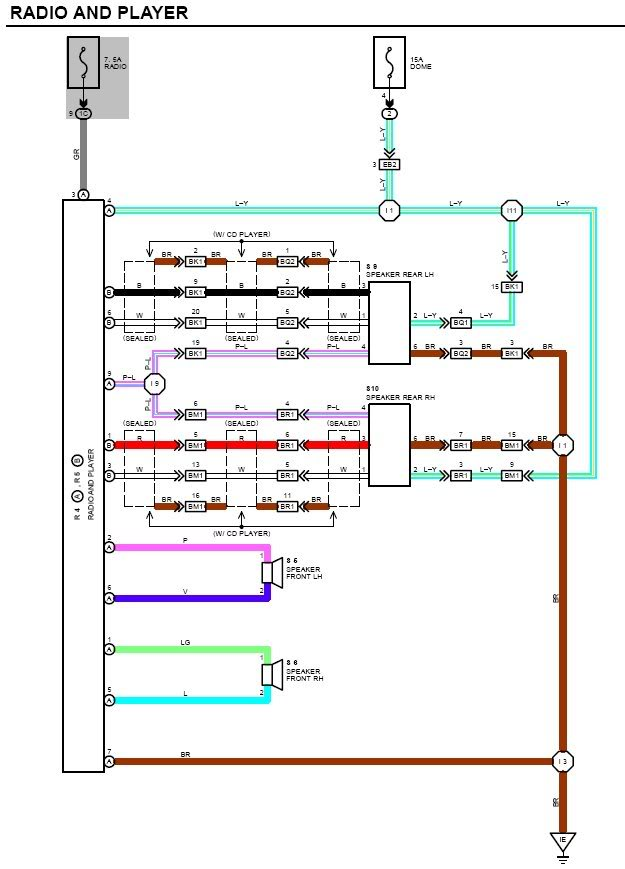 Groovy Hino Stereo Wiring Diagram Somurich Com Wiring Digital Resources Operbouhousnl