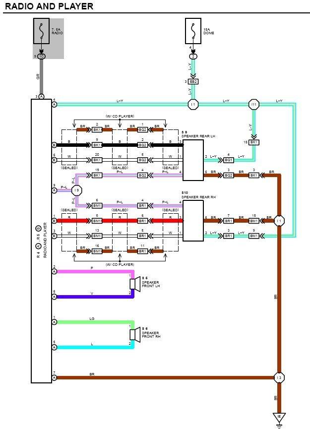181227d1501885158 radio clock cigarette lighter not working radio1?resize\\\\\\\=625%2C869\\\\\\\&ssl\\\\\\\=1 hino radio wiring harness car stereo wiring harness adapters Ford Radio Wiring Diagram at creativeand.co