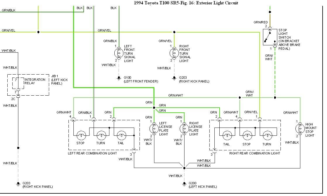 Terrific Suzuki Intruder 0 Tail Light Wiring Diagram Pictures - Best ...