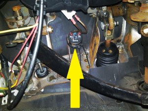 1989 pickup flasher location please  YotaTech Forums