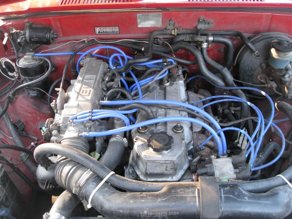 Toyota Pickup Vacuum Line 22re Diagram Lines 1024x768