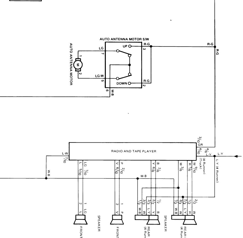 Toyotum Pickup Wiring Diagram