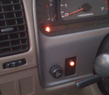 01 4runner Alarm Keyless Entry Confusion