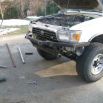2nd Gen 4runner Custom Front Bumper Yotatech Forums