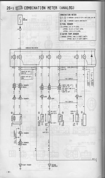 need clutster wiring diagrams  yotatech forums